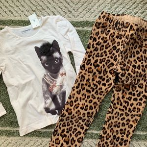 NWT Baby Gap 4T outfit